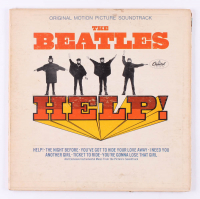 "The Beatles ""Help!"" Vinyl Record Album at PristineAuction.com"