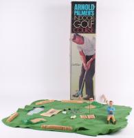 Vintage 1960 Arnold Palmer's Indoor Golf Course Set at PristineAuction.com