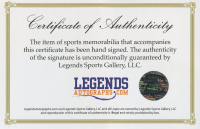 "Tony Moran Signed ""Halloween"" Replica Stainless Steel Knife Inscribed ""Michael Myers"" & ""H1"" (Legends COA) at PristineAuction.com"