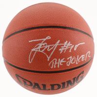"Nikola Jokic Signed Spalding Basketball Inscribed ""The Joker"" (JSA ALOA) at PristineAuction.com"