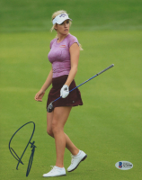 Paige Spiranac Signed 8x10 Photo (Beckett COA) at PristineAuction.com