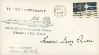Francis Gary Powers Signed Cachet Envelope (JSA COA) at PristineAuction.com