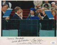 "Dan Quayle & Sandra Day O'Connor Signed 8x10 Photo Inscribed ""With Best Wishes"" (JSA COA) at PristineAuction.com"