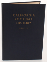 "Brick Morse Signed 1937 ""California Football History"" Hard-Cover Book (PSA LOA) at PristineAuction.com"