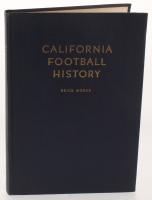 "Brick Morse Signed ""California Football History"" Hard-Cover Book (PSA LOA) at PristineAuction.com"