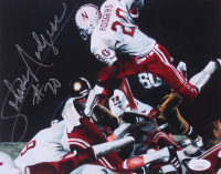 Johnny Rodgers Signed Nebraska Cornhuskers 8x10 Print (JSA COA) at PristineAuction.com