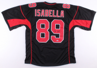 Andy Isabella Signed Jersey (Beckett COA) at PristineAuction.com