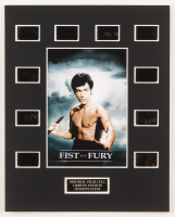 """Fist of Fury"" LE 8x10 Custom Matted Original Film / Movie Cell Display at PristineAuction.com"