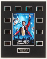 """The Greatest Showman"" LE 8x10 Custom Matted Original Film / Movie Cell Display at PristineAuction.com"