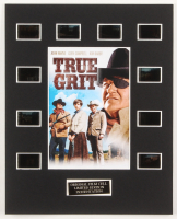 """True Grit"" LE 8x10 Custom Matted Original Film / Movie Cell Display at PristineAuction.com"