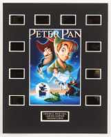 """Peter Pan"" LE 8x10 Custom Matted Original Film / Movie Cell Display at PristineAuction.com"
