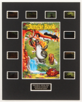"""The Jungle Book"" LE 8x10 Custom Matted Original Film / Movie Cell Display at PristineAuction.com"