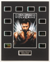 """X-Men Origins: Wolverine"" LE 8x10 Custom Matted Original Film / Movie Cell Display at PristineAuction.com"