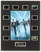 """X-Men First Class"" LE 8x10 Custom Matted Original Film / Movie Cell Display at PristineAuction.com"