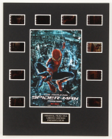 """The Amazing Spider-Man"" LE 8x10 Custom Matted Original Film / Movie Cell Display at PristineAuction.com"