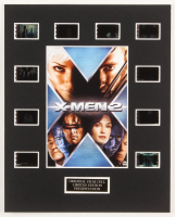 """""""X-Men 2"""" LE 8x10 Custom Matted Original Film / Movie Cell Display at PristineAuction.com"""
