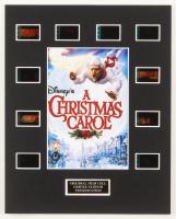"Disney's ""A Christmas Carol "" LE 8x10 Custom Matted Original Film / Movie Cell Display at PristineAuction.com"