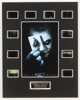"""The Dark Knight"" LE 8x10 Custom Matted Original Film / Movie Cell Display at PristineAuction.com"