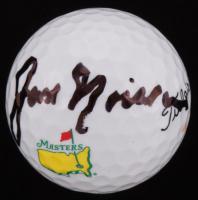 Jack Nicklaus Signed Masters Logo Golf Ball (JSA ALOA) at PristineAuction.com