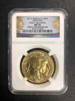 2013 $50 Buffalo Gold Coin - Early Releases (NGC MS 70) at PristineAuction.com