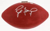 """Brett Favre Signed Official NFL """"The Duke"""" Game Ball (Favre COA) at PristineAuction.com"""