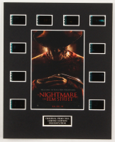 """""""A Nightmare on Elm Street"""" LE 8x10 Custom Matted Original Film / Movie Cell Display at PristineAuction.com"""
