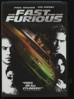 "Chad Lindberg Signed ""The Fast and the Furious"" DVD Inscribed ""Jesse"" (Beckett COA) at PristineAuction.com"