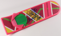 """Christopher Lloyd & Michael J. Fox Signed """"Back To The Future Part II"""" Full-Size Hover Board (Beckett COA) at PristineAuction.com"""