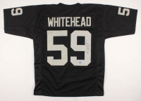 Tahir Whitehead Signed Jersey (Pro Player Hologram) at PristineAuction.com