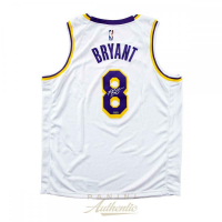 Kobe Bryant Signed Lakers Jersey (Panini COA) at PristineAuction.com