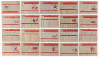 1957 Topps Complete Set of (407) Baseball Cards with #1 Williams, #10 Mays, #18 Drysdale RC, #35 F. Robinson RC, #95 Mantle, #302 Koufax, #328 B. Robinson RC at PristineAuction.com