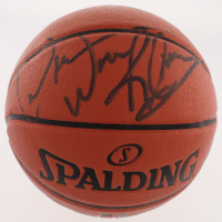 """Dennis Rodman Signed NBA Game Ball Series Basketball Inscribed """"Worm"""" (Beckett COA) at PristineAuction.com"""