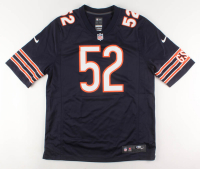Khalil Mack Signed Bears Nike Jersey (Beckett COA) at PristineAuction.com