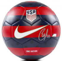 Christian Pulisic Signed Nike 2018 USA Prestige Soccer Ball (Panini COA) at PristineAuction.com