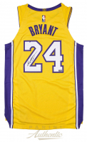 Kobe Bryant Signed Los Angeles Lakers Jersey (Panini COA) at PristineAuction.com