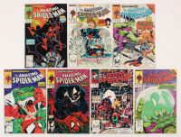 "Consecutive Lot of (7) 1988-89 ""The Amazing Spider-Man"" Marvel Comic Books with #310-#316 at PristineAuction.com"