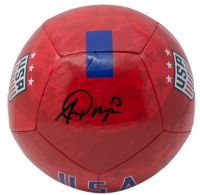 Alex Morgan Signed Team USA Soccer Ball (JSA COA) at PristineAuction.com