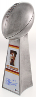 "Joe Theismann - Redskins - Signed Large Lombardi Trophy Inscribed ""SB XVII Champs"" (Beckett COA) at PristineAuction.com"