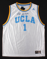 "John Wooden Signed UCLA Bruins Jersey Inscribed ""Best Wishes"" (PSA COA) at PristineAuction.com"