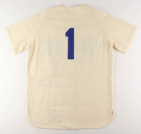 Pee Wee Reese Signed Los Angeles Dodgers Jersey (PSA COA) at PristineAuction.com