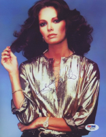 "Jaclyn Smith Signed 8x10 Photo Inscribed ""Much Love!"" (PSA COA) at PristineAuction.com"