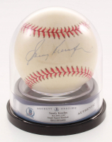 Sandy Koufax Signed ONL Baseball (BGS Encapsulated) at PristineAuction.com
