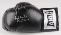 Evander Holyfield Signed Everlast Boxing Glove (JSA COA) at PristineAuction.com