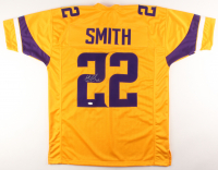 Harrison Smith Signed Jersey (TSE COA) at PristineAuction.com
