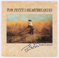 "Tom Petty Signed ""Southern Accents"" Vinyl Record Album Cover (PSA COA) at PristineAuction.com"