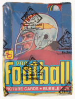 1978 Topps Football Unopened Wax Box with (36) Packs (BBCE Certified) at PristineAuction.com