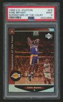 1998-99 Upper Deck Ovation Superstars of the Court #C8 Kobe Bryant (PSA 9) at PristineAuction.com