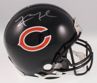 Khalil Mack Signed Bears Full-Size Authentic On-Field Helmet (Beckett COA) at PristineAuction.com