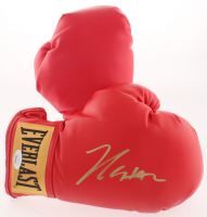 Julio Cesar Chavez Signed Pair of (2) Everlast Boxing Gloves (JSA COA) at PristineAuction.com