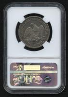 1846 50¢ Seated Liberty Half Dollar - Medium Date (NGC AU 55) at PristineAuction.com